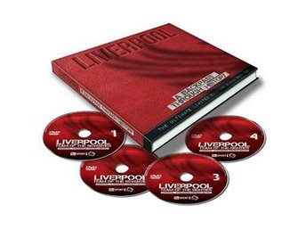 Liverpool / A backpass through the history (4 DVD Bok) - Nossebro - Liverpool / A backpass through the history (4 DVD Bok) - Nossebro