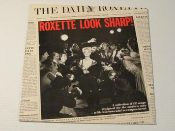ROXETTE: LOOK SHARP!