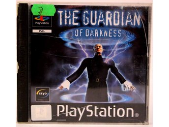 The Guardian of Darkness - PS1 - PAL (EU)