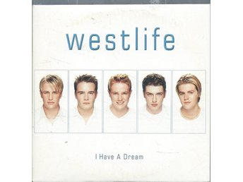 WESTLIFE - I HAVE A DREAM ( CD SINGLE )