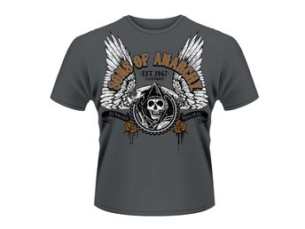 SONS OF ANARCHY WINGED REAPER T-Shirt - Large