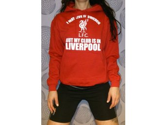 LIVERPOOL FC supporter, SE HIT! I may live in sweden but my club is in Liverpool