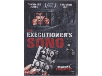 THE EXECUTIONER`S SONG-TOMMY LEE JONES-BASED ON A TRUE STORY-INPLASTAD DVD.