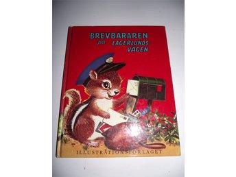 """RETRO-TAX BOK nr 14,Brevbäraren på Lagerlundsvägen,utg.1969,SÅ FINA BILDER!!!! - Malmö - Hej! Säljer här en gammal TAX bok nr 14, utgiven 1969. Otroligt fina, söta bilder. Matt papper med härliga färger i trycket.Boken i bra,läst skick,NOTERA! Finns två """"namningar"""" på första uppslaget i överkant, ett i blyerts,ett i bläck/ - Malmö"""
