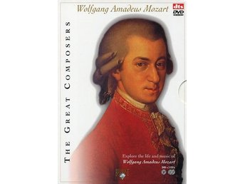 Mozart: The great composers (DVD + 2 CD)