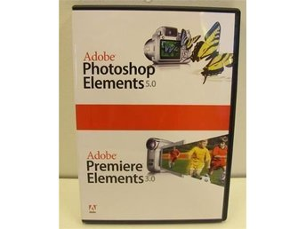 Adobe Photoshop Elements 5.0 och Premiere Elements 3.0