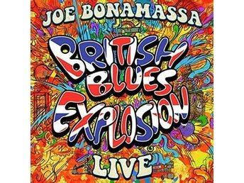 Bonamassa Joe: British blues explosion Live 2018 (2 CD)
