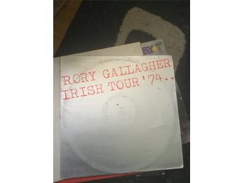 rory gallagher irish tour '74