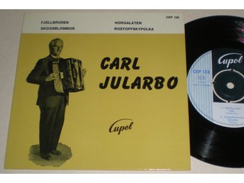 Carl Jularbo EP/PS Fjällbruden