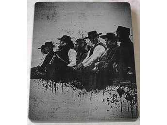 The Magnificent Seven (2-disc) (STEELBOOK) (Blu-ray)