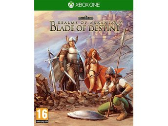 Realms of Arkania - Blade of Destiny - Xbox One
