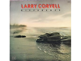 LARRY CORYELL - DIFFERENCE LP 1978