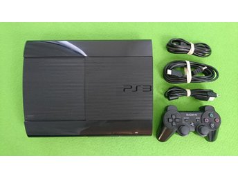Playstation 3 Konsol 1000GB 1TB ps3 basenhet