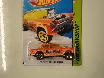 Hot Wheels 2015 ´55 Chevy Bel Air Gasser