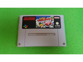Kirby Dream Course Super Nintendo Snes