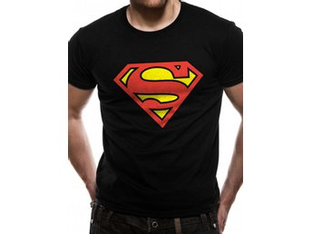 Superman - Logo  T-Shirt Small