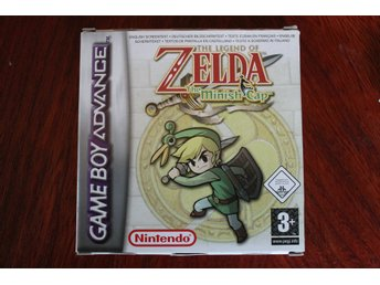 Zelda - The Minish Cap - GBA - Gameboy Advance
