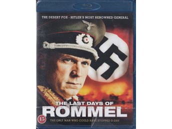 The Last Days of Rommel (Ulrich Tukur) 2012 + Blu-Ray NY