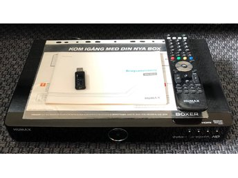 humax inspelningsbar box