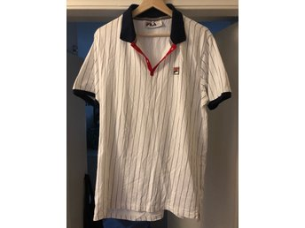 FILA Baseball Polo Shirt