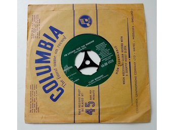 "Cliff Richard / I´m Looking´Out The Window 7"" 1962 Denmark"