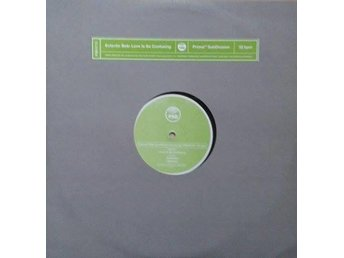 Eclectic Bob titel* Love Is So Confusing* Drum n Bass * 12""