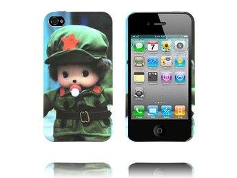 Baby Trolls (Baby-Soldat) iPhone 4 Skal - Malmö - Baby Trolls (Baby-Soldat) iPhone 4 Skal - Malmö