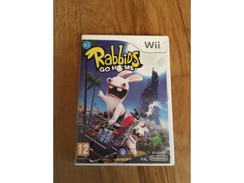 Rabbids, Go Home (Wii)