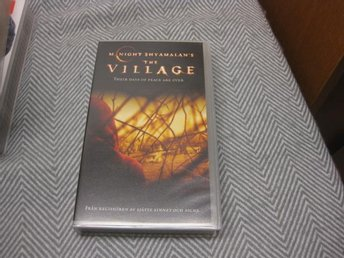 The Village  , VHS FILM