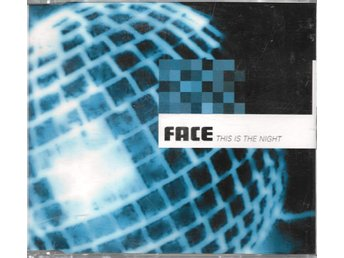 Face (Antiloop) - This Is The Night - 1998 - CD Maxi - Stockholm Records