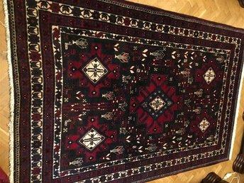 Äkta shiraz persiska matta bra kvalitet 233/156 - Göteborg - Äkta shiraz persiska matta bra kvalitet 233/156 - Göteborg