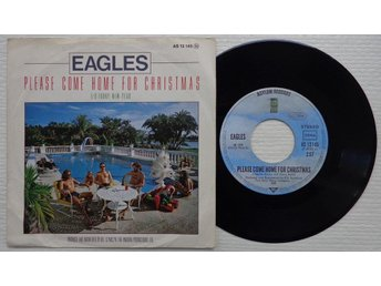 "EAGLES 'Please Come Home For Christmas' German 7"" - Bröndby - EAGLES 'Please Come Home For Christmas' German 7"" - Bröndby"