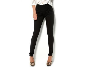 Pieces,Funky highwaist,legging , Svarta S/M - Uppsala - Pieces,Funky highwaist,legging , Svarta S/M - Uppsala