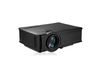 OWLENZ SD50 Plus 1500 Lumens Multimedia Movie Mini LED LCD Projector Portable HD