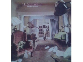 Al Stewart  titel*  The Early Years* Rock, Folk Rock LP, Gatefold , Comp.