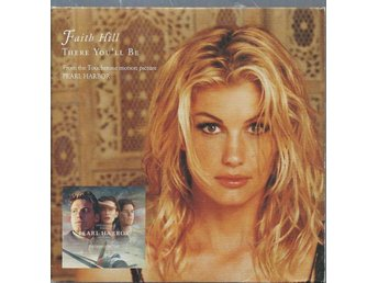 FAITH HILL - THERE YOU´LL BE  ( CD SINGLE )