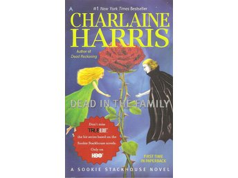 Charlaine Harris: Dead in the family.