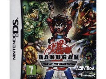 Bakugan: Rise of the Resistance (Beg)
