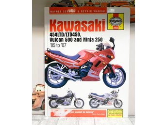 Kawasaki MC (haynes service and repair manual )