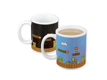 Super Mario mugg – Thermo