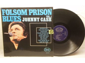 JOHNNY CASH - FOLSOM PRISON BLUES VOL 1