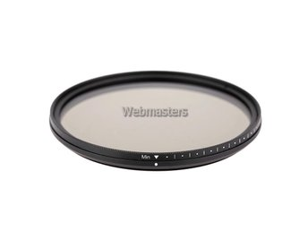 ND-filter ND2-ND400 Fotga 82mm
