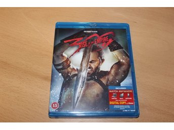 Blu-ray: 300 rise of an empire (Sullivan Stapleton)