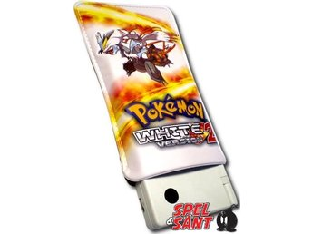 Pokemon White Version 2 Pouch