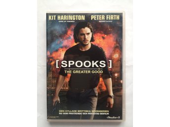 DVD - Spooks - the great good