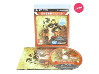 Resident Evil 5 - Gold Edition (EUR / PS3)