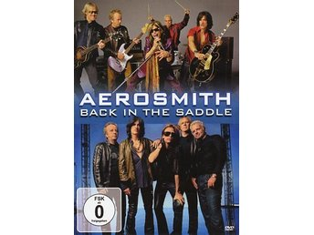Aerosmith: Back in the saddle Live (DVD)