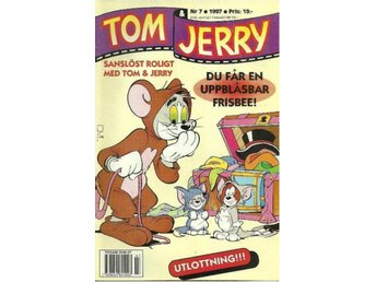 TOM & JERRY   - NR 7   1997