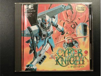 Cyber Knight till PC-Engine HU-Card