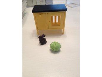 Lundby kanin bur sallad kaninbur - Motala - Lundby kanin bur sallad kaninbur - Motala